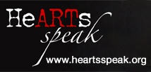 HeARTs Speak Banner